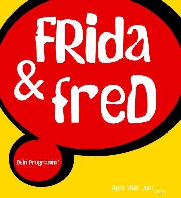 april 2012 - FRida & freD