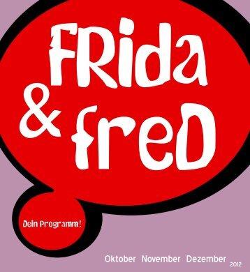 Oktober November Dezember - FRida & freD