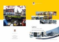 Sallins Local Area Plan 2009 (pdf) - Kildare.ie