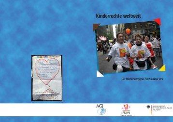 Broschüre - Kinder-Umwelt-Gesundheit