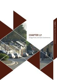 Chapter 17 Village Plans & Rural Settlements - Kildare.ie