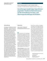 Lärm und Allergien (PDF) - APUG