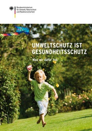 Umweltschutz ist Gesundheitsschutz - Stadt Langenhagen