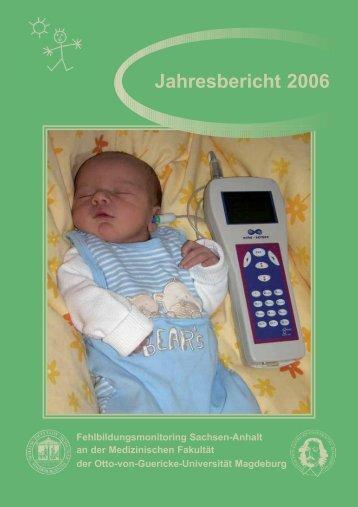 Jahresbericht 2006 - Kinder-Umwelt-Gesundheit