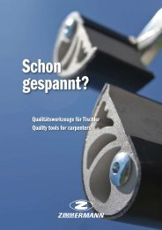 Download Katalog 2012 - Zimmermann Maschinen