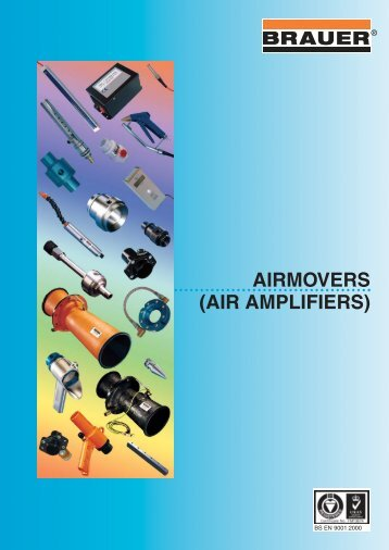AIRMOVERS (AIR AMPLIFIERS) - Brauer