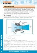 AIRMOVERS (AIR AMPLIFIERS) - Brauer - Page 6