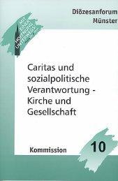 Caritas und sozialpolitische Verantwortung - Kirche ... - Kirchensite