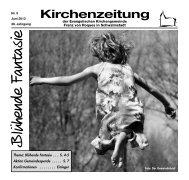 Kirchenzeitung 2013-05 Juni - Kirchetreysa.de