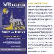 '%&% 9gZhYZc - Ev.-Luth. Kirchgemeinde Dresden Blasewitz