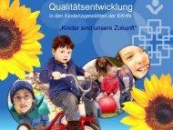 Power-Point-Präsentation (pdf) - Fachbereich Kindertagesstätten ...