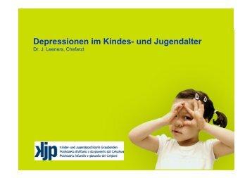 (PDF) Depressionen im Kindes- und Jugendalter - KJP Graubünden
