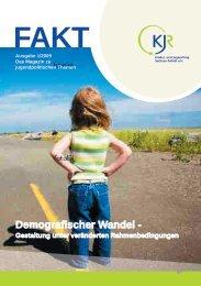 Demografischer Wandel - Gestaltung unter veränderten ... - Kinder