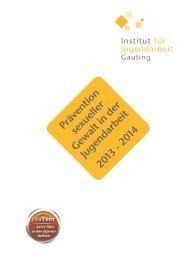 Informations- und Bewerbungsmappe - Bayerischer Jugendring