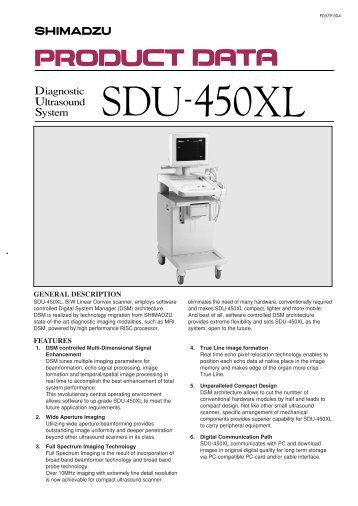 Diagnostic Ultrasound System - KKMed