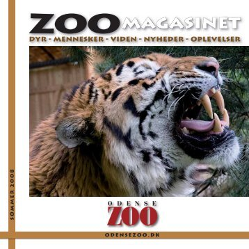 Zoo magasinet - front