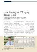 Hvornår sænker ECB renten? - Sydbank Schweiz AG - Page 4