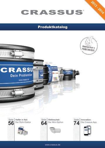 CRASSUS® Katalog 2013-2014