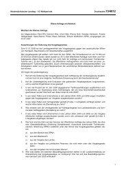 Auswirkungen der Änderung des Vergabegesetzes - Frauke ...