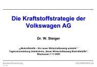 SunFuel Ein neuer Kraftstoff für die Landwirtschaft - Klaus Schneck