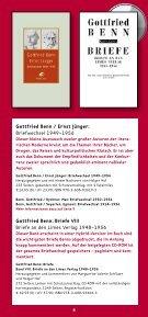 Gottfried Benn bei Klett-Cotta - Seite 4