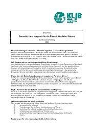 BuVer 2004 - Baustelle Land - KLJB