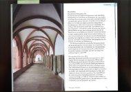 RUNDGANG Kreuzgang Romanischer ... - Kloster Eberbach