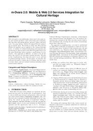 m-Dvara 2.0: Mobile & Web 2.0 Services Integration for ... - CiteSeerX