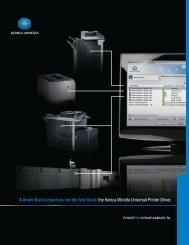 Brochure (PDF) - Konica Minolta