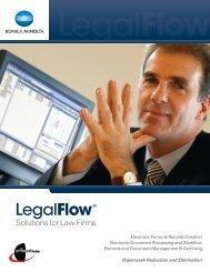 Prism LegalFlow Brochure - Konica Minolta