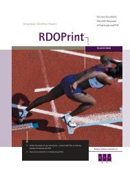 RDOPrintTM - Konica Minolta