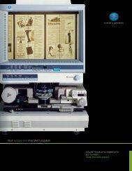 MS7000 MKII Brochure - Konica Minolta