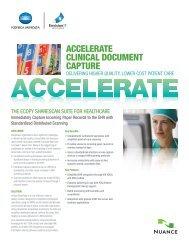 eCopy Healthcare Brochure - Konica Minolta
