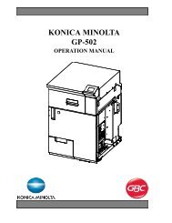 GP 502.book - Konica Minolta
