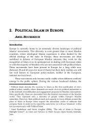 2. political islam in europe amel boubekeur