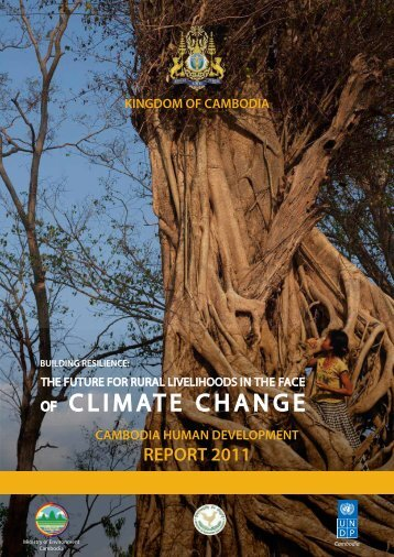 Cambodia Human Development Report 2011