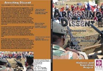 Arresting Dissent