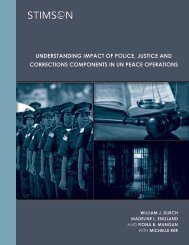 Understanding Impact of Police, Justice and Corrections ...