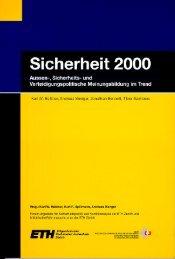 sicherheit 2000 - ETH Zürich