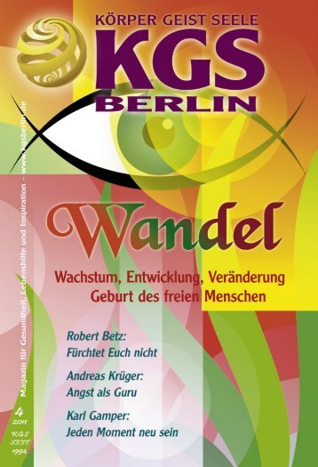 celebrate life festival 2011 - Veranstaltungskalender für Körper Geist ...