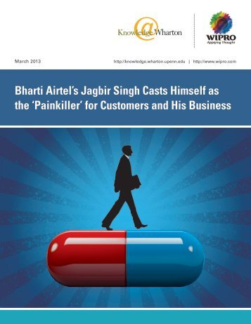 Bharti Airtel's Jagbir Singh Casts Himself as the - Knowledge ...