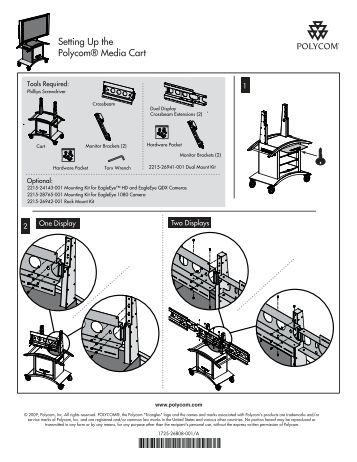 Ceiling Microphone Array Installation Manual Rev 1