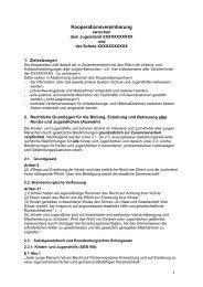 Download der Vereinbarung - kobra.net