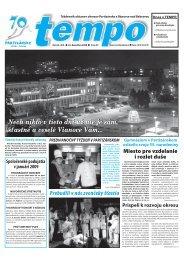 Tempo 50/2008