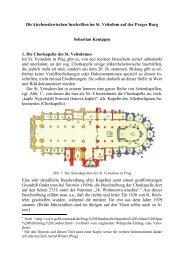 Die kirchenslawischen Inschriften im St. Veitsdom auf der ... - Kodeks