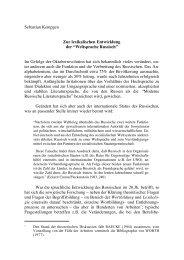 Weltsprache Russisch - Kodeks