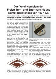 Logo Story - Komet Blankenese