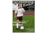 DoKi #13 (2009/2010) - Komet Blankenese