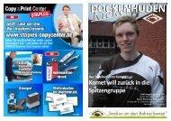 Saison 2012/2013 - Komet Blankenese