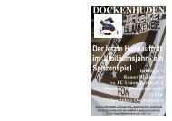 DoKi #10 (2007/2008) - Komet Blankenese